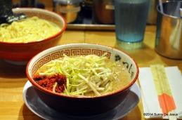 The Spicy Tsukemen.