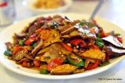 Spicy Tofu.