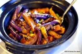 Spicy Eggplant with Pork