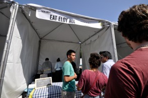 Chef Eloy Aluri is behind the concept Eat Eloy Aluri Taller; a restaurant in Sonora, Mexico.