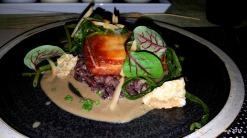 Lechong Mang Thomas - a version of Lechon made with a Pork Belly.