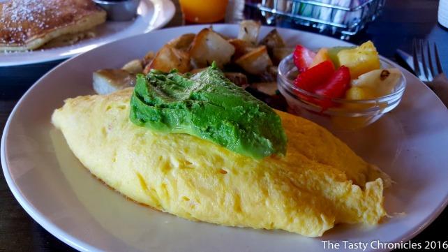 Jane's Omelette. Jane On York, Highland Park (Los Angeles).